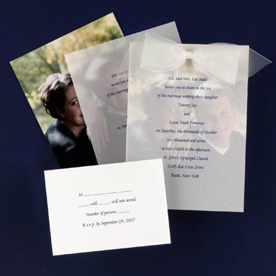 Country Creations your wedding specialist Wedding invitations